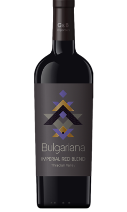 Bulgariana Imperial Red Blend 2009
